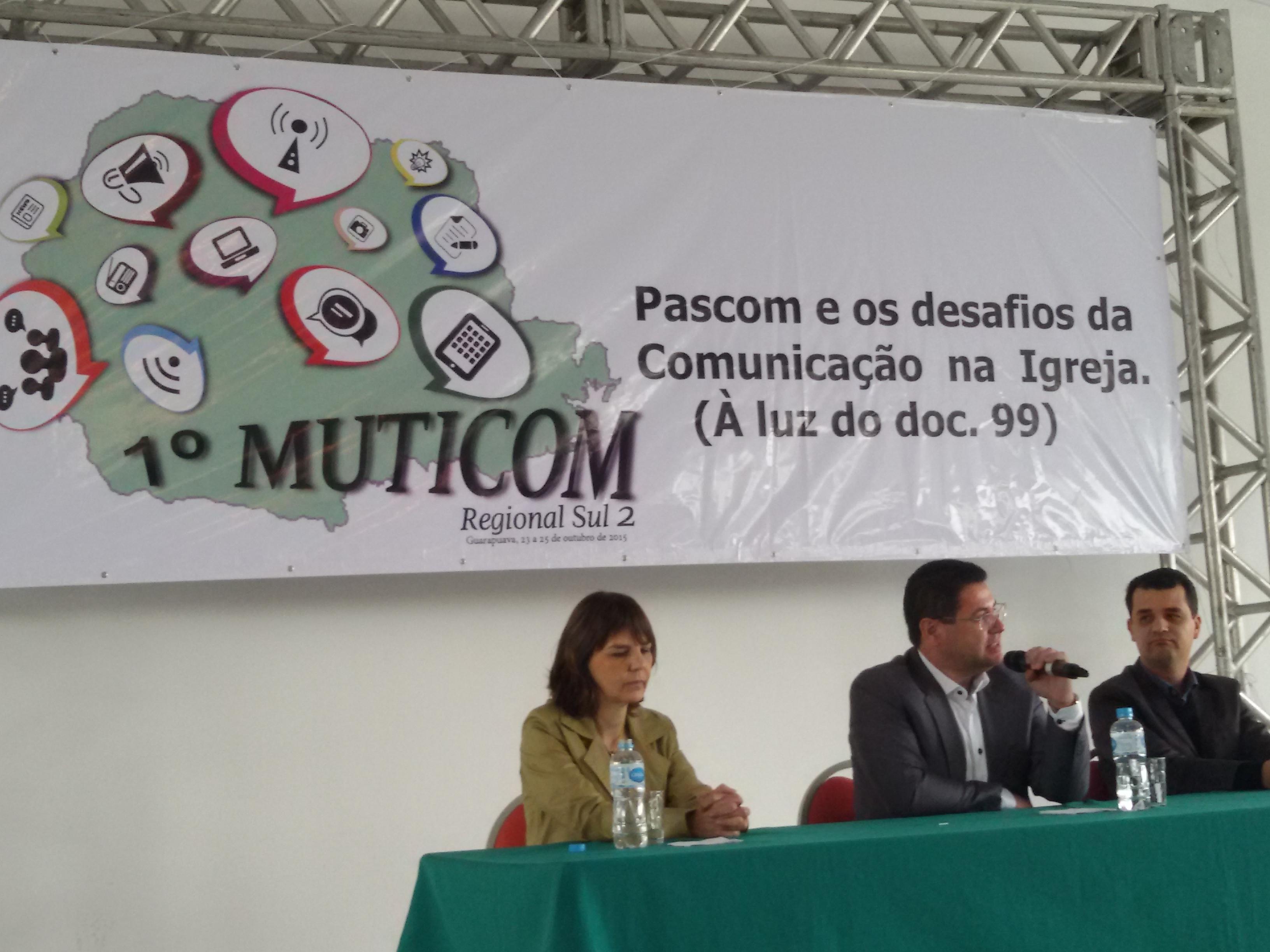 A primeira edição do evento aconteceu no ano de 2015, em Guarapuava