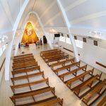 Capela São Camilo de Lellis - foto: Franklin de Freitas/ Bem Paraná