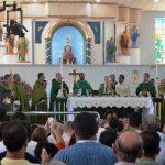 Missa de Encerramento no Santuário do Divino Pai Eterno