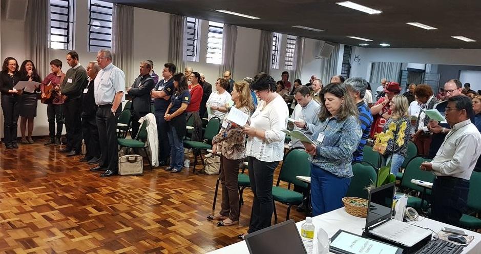 Assembleia do Povo de Deus 2019 (foto: CNBB Sul 2)