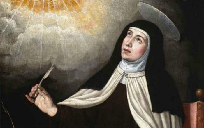 Santa Teresa de Ávila, a padroeira dos professores