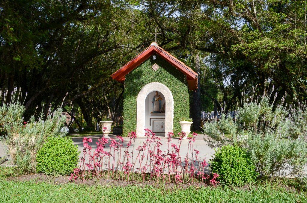 Casa de Retiros do Miossunguê - Fotos: Sandro Oliveira