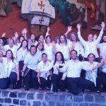 O Coral Arquidiocesano é fruto da união do Coral do Conselho de Leigos e do Coral das Comunidades