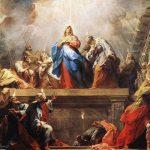 Jean Ii Restout - Pentecostes - Reprodução internet