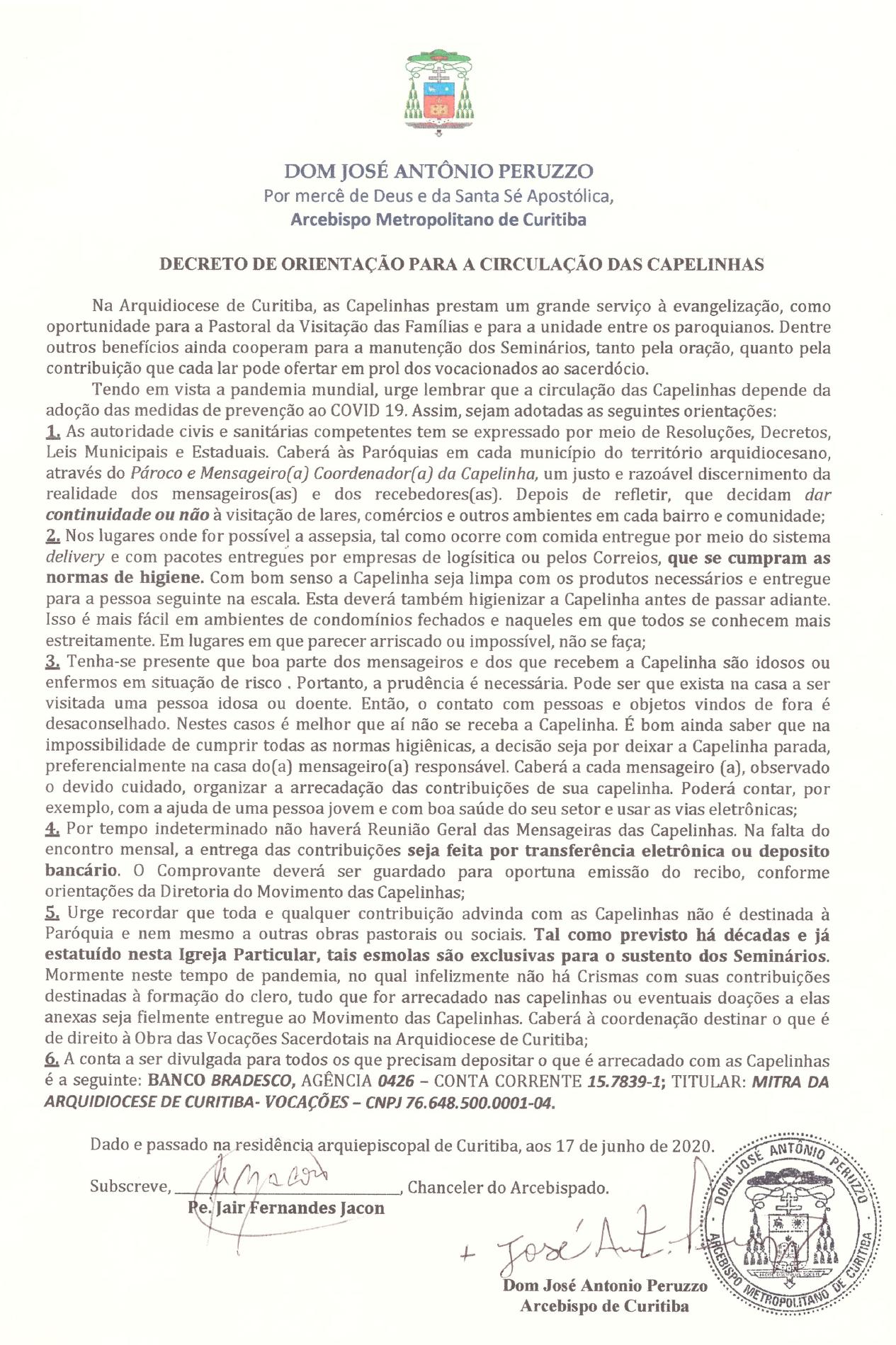 decreto-capelinhas