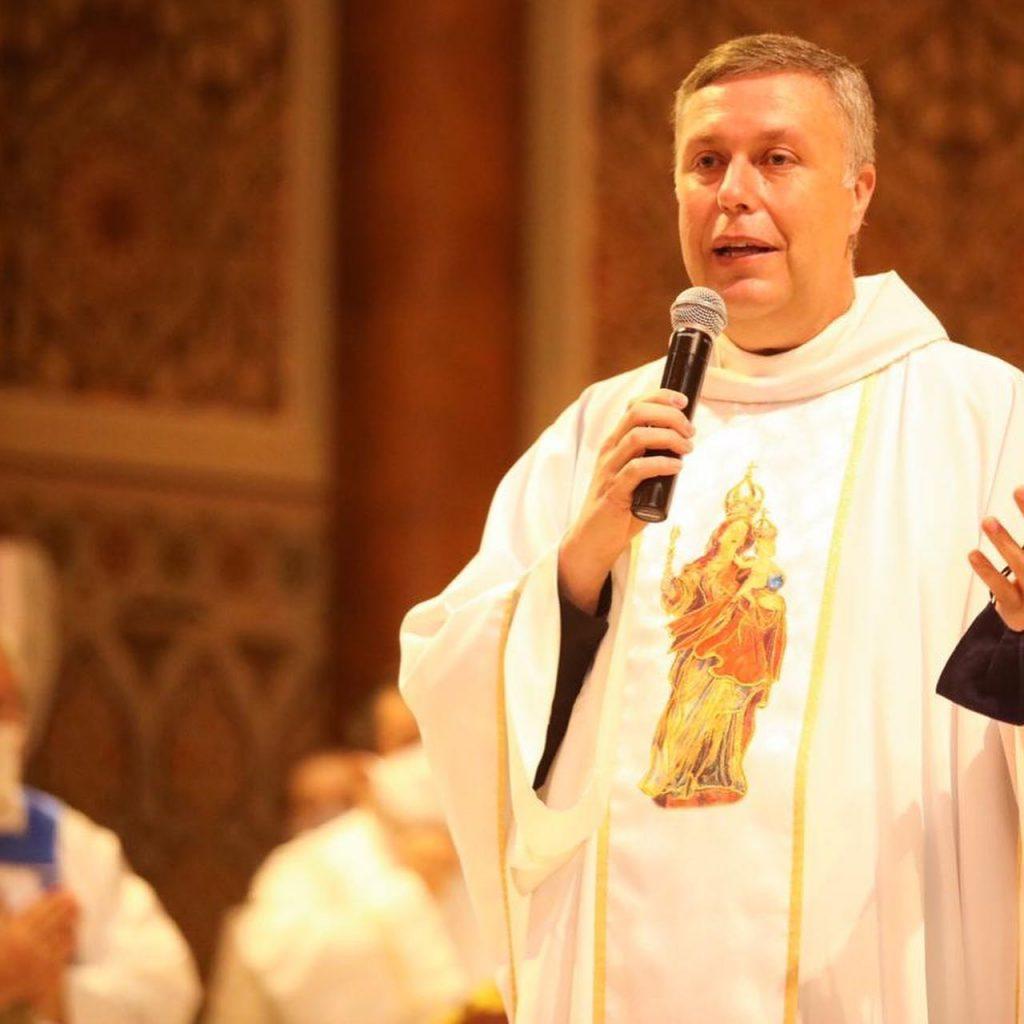 Padre Marcos Honório - foto: Joka Madruga