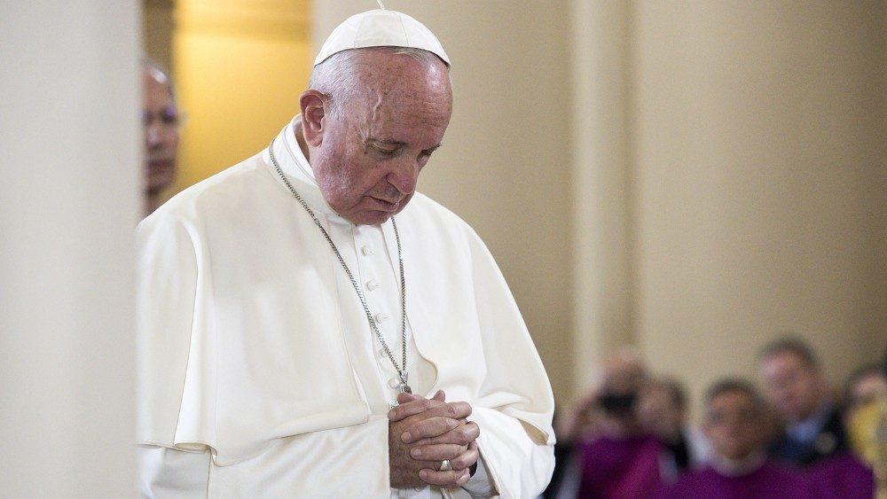 papa - reprodução Vatican News