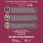 A live é organizada pela Escola de Educação e Humanidades da PUCPR - #vemprateologiapucpr