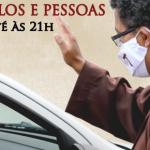 A tradicional bênção será nesta sexta, dia 8 de janeiro (Foto: www.capuchinhos.org.br)