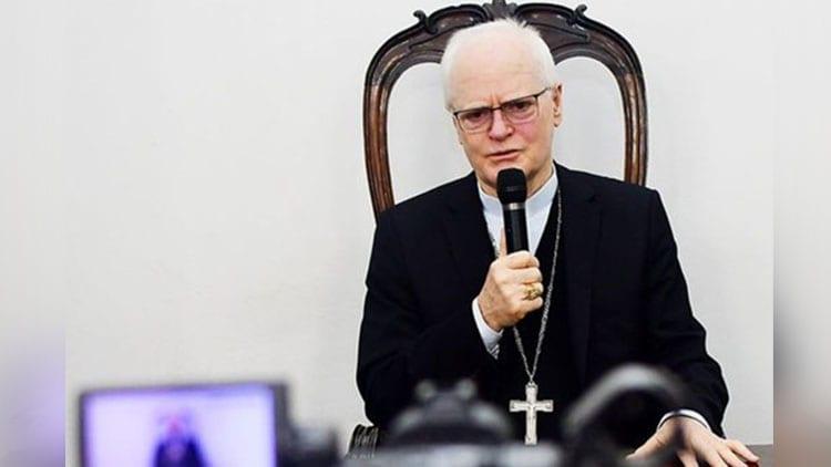 """""""A Campanha da Fraternidade é uma campanha de evangelização popular"""", diz Dom Odilo (Imagem: CNBB)"""