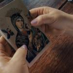 Os ícones são feitos para revelar e proclamar a Palavra de Deus (Imagem extraída do vídeo de Lucas Bianco)