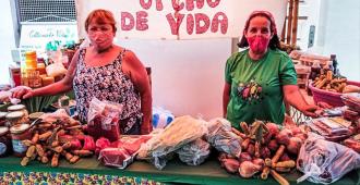 Feira valoriza produtores locais (Foto: Joka Madruga)
