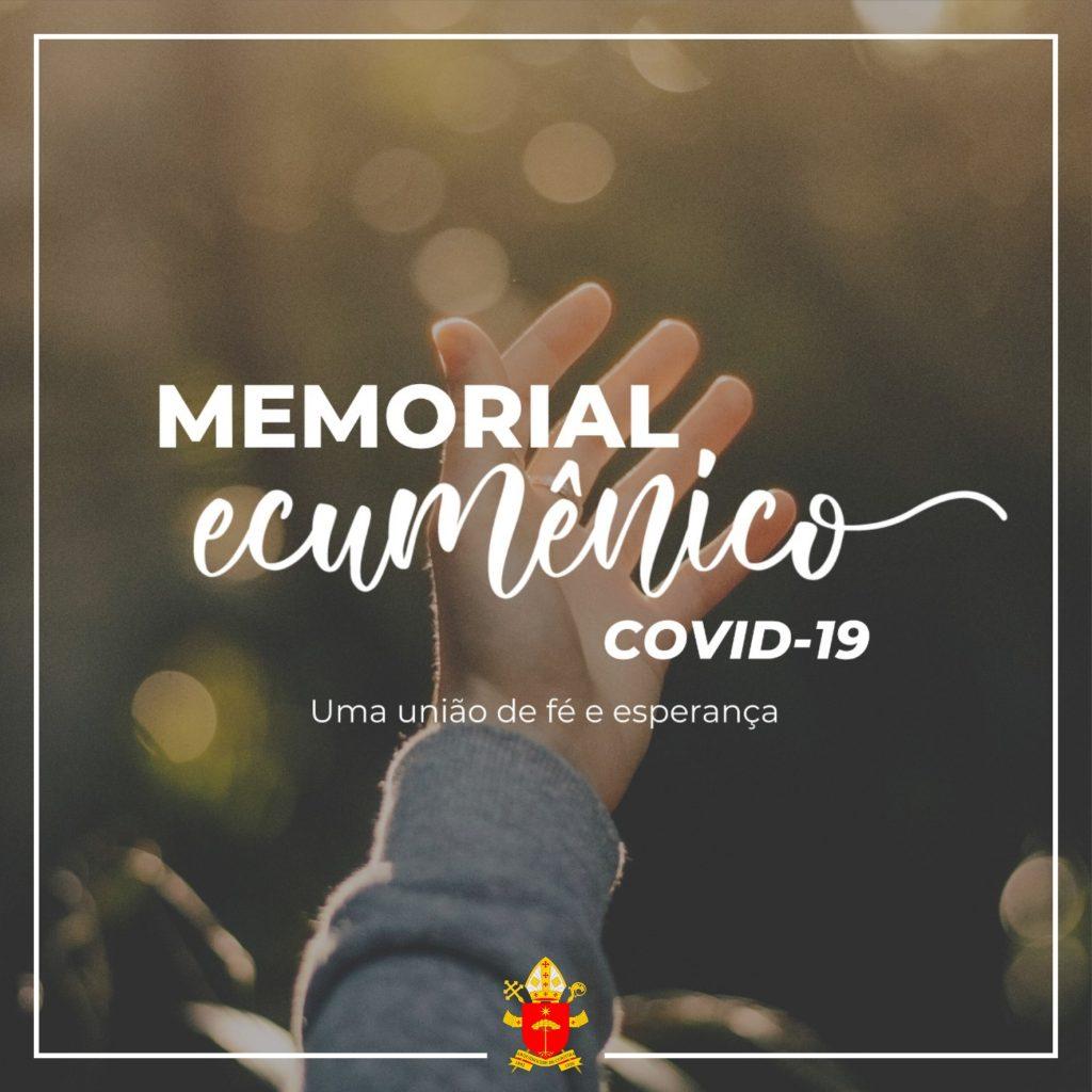 O Memorial está on ar desde o dia 10 de abril e já recebeu centenas de postagens (Imagem: Divulgação/Arquidiocese de Curitiba)