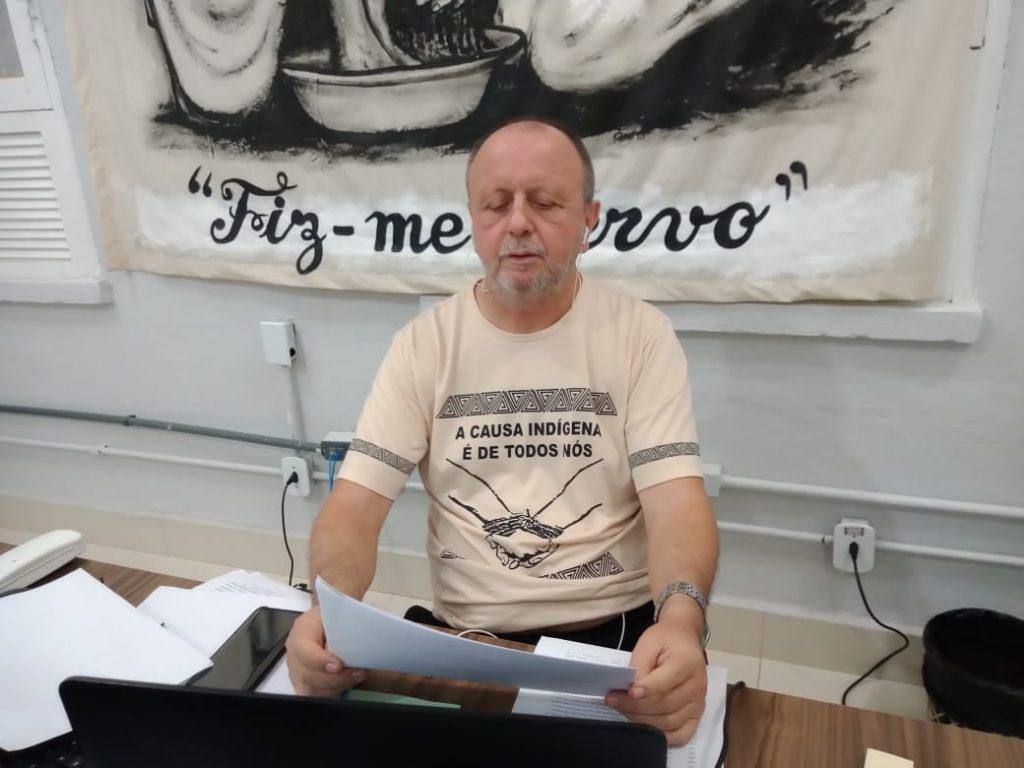 De acordo com Dom Roque Paloschi, a situação no Brasil é de retrocesso (Imagem: CNBB)