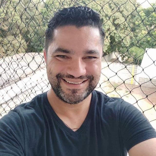 Leandro Corsi da Silva, coordenador da Ação Social da Arquidiocese: as doações vieram no momento certo (Foto: Arquivo pessoal)